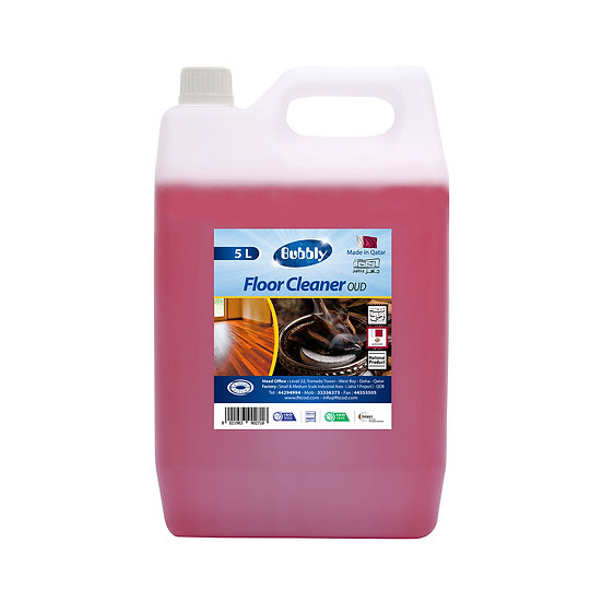 Bubbly Floor Cleaner Pine 5L