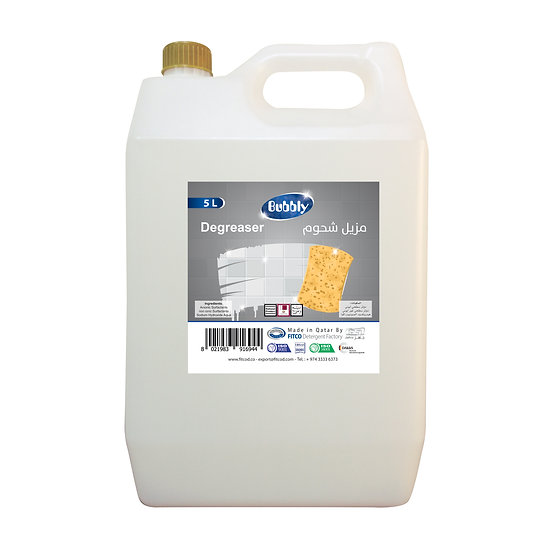 Bubbly Degreaser 5L
