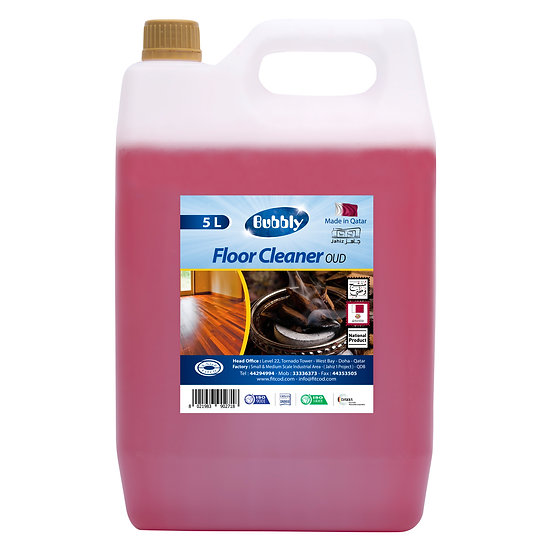 Bubbly Floor Cleaner Oud 5L