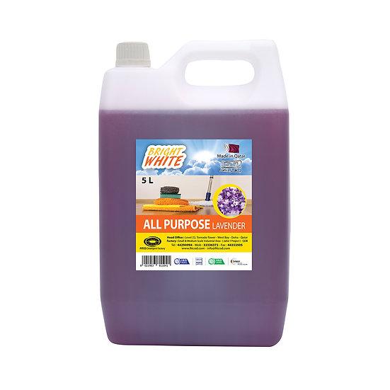 Brightwhite All Purpose Lavender 5L