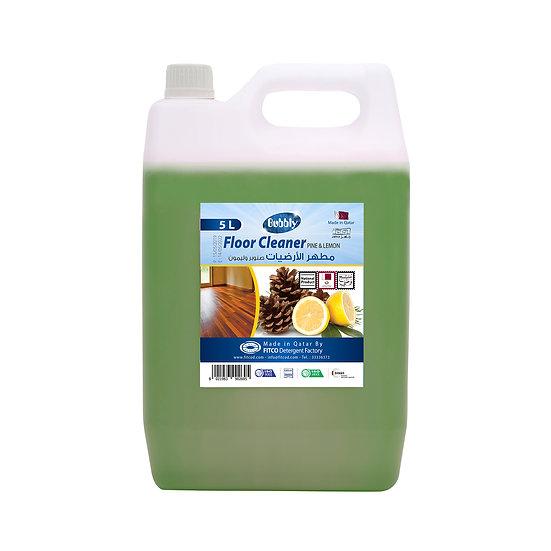 Bubbly Floor Cleaner Pine & lemon 5L