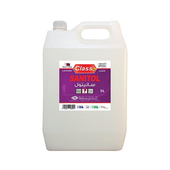 Class Sanitol lavender 5L