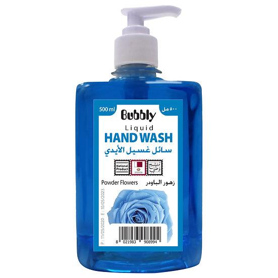Bubbly Hand Wash Powder flowers 500ml