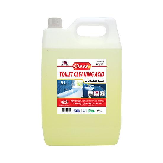 Class Toilet Acid 5L