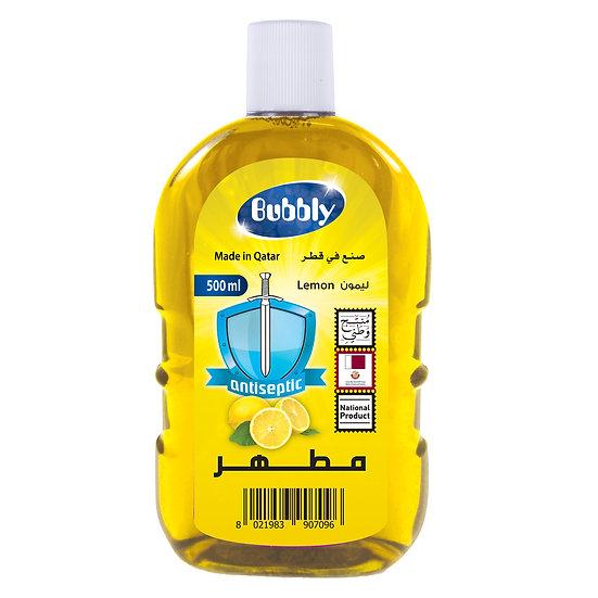 Bubbly Antiseptic Lemon 500ml