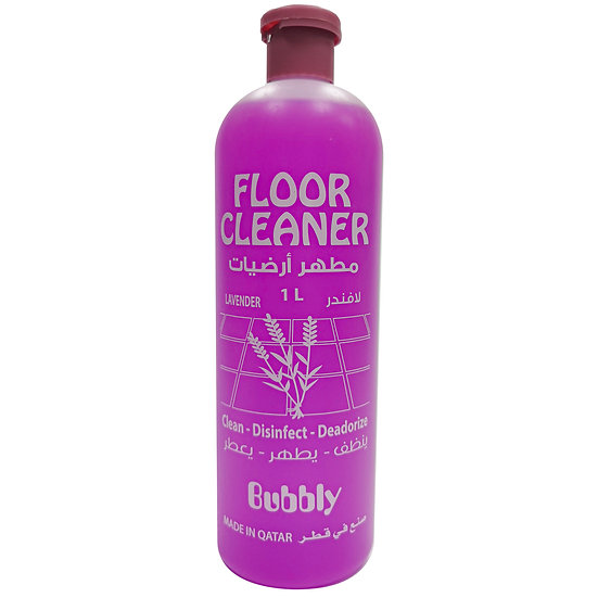Bubbly Floor Cleaner CEL Lavender 1L