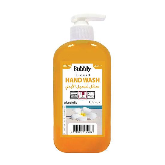 Bubbly Hand Wash Marsiglia 500ml