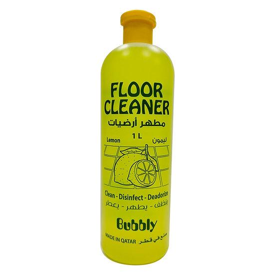 Bubbly Floor cleaner CEL lemon 1L