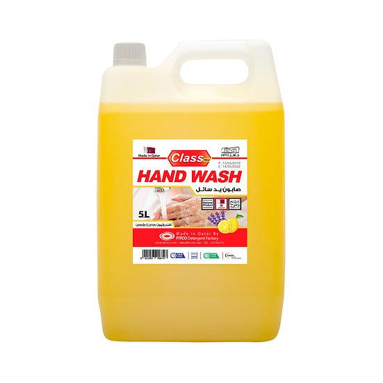 Class hand wash Lavender & Lemon 5L