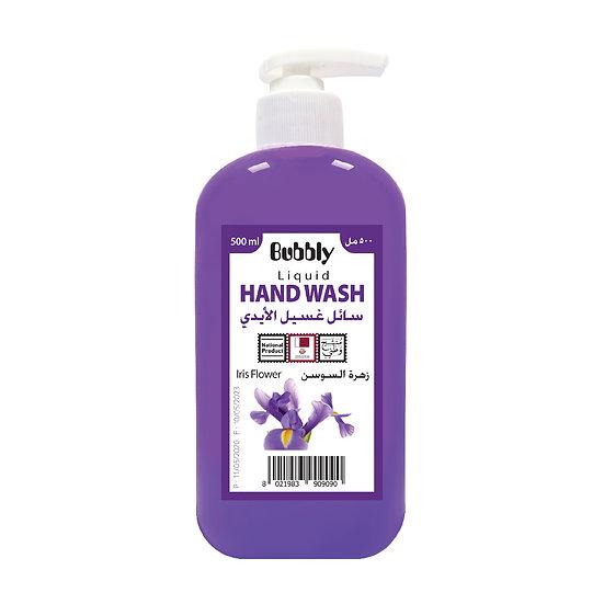 Bubbly Hand Wash Iris Flower 500ml