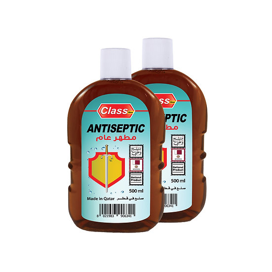 Antiseptic - Pine - 500 ml - 2 piece
