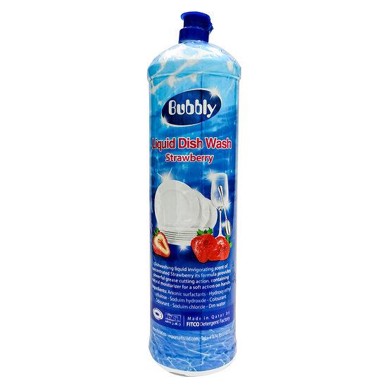 Bubbly Dish Wash CEL Strawberry 500 ml