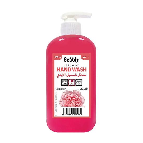 Bubbly Hand Wash Carnation 500ml