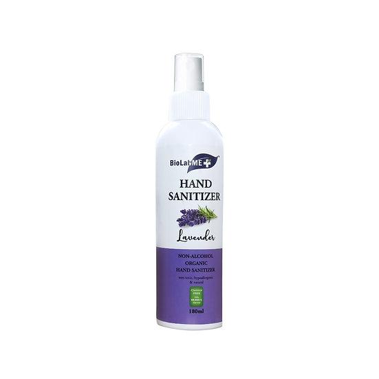Hand Sanitizer lavender non-alcoholic organic 180 ml