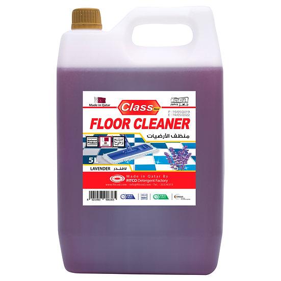 Class Floor cleaner Lavender 5L