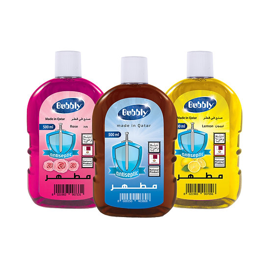 Disinfectant - Various Flavours - 500 ml