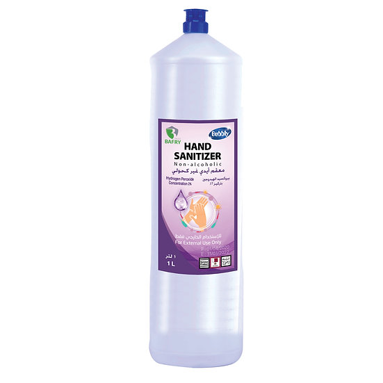 Bubbly Hand Sanitizer Non-alcoholic Concentration 2% 1L