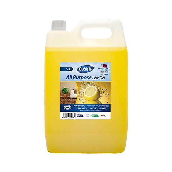Bubbly All Purpose  Lemon 5L