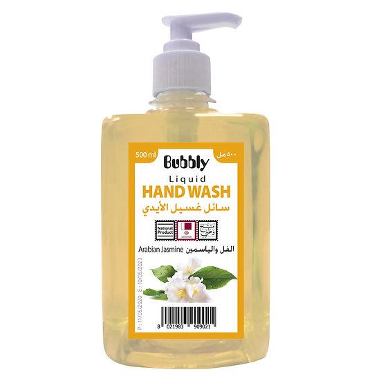 Bubbly Hand Wash Arabian jasmine 500ml