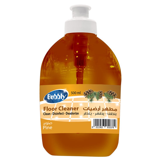 Bubbly Floor Cleaner Pine 500ml