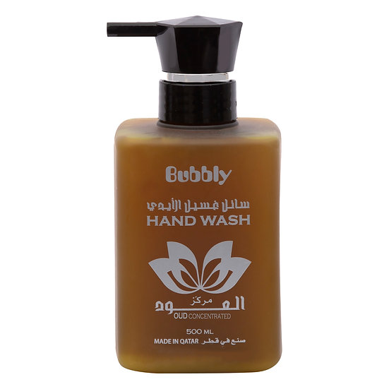 Bubbly Hand Wash Oud 500ml