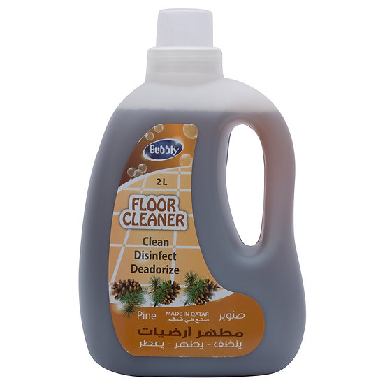 Bubbly Floor Cleaner Pine  2L