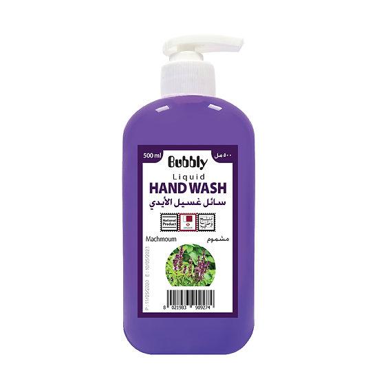 Bubbly Hand Wash Machmoum 500ml