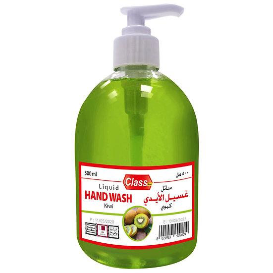 Class Hand Wash Kiwi 500ml