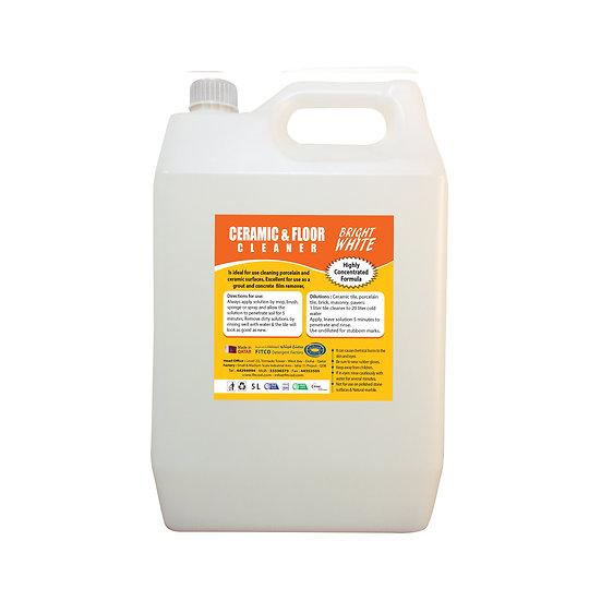 Brightwhite Ceramic & Floor Cleaner 5L