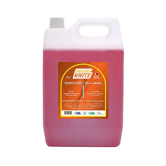 Brightwhite Disinfectant Pine 5L
