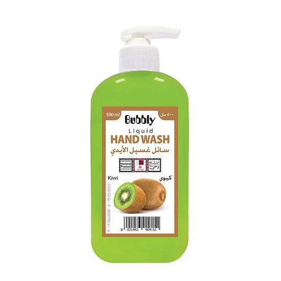 Bubbly Hand Wash Kiwi 500ml