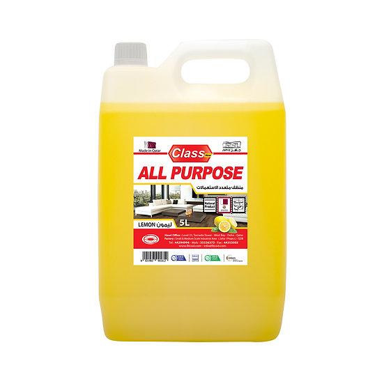 Class All Purpose Lemon 5L