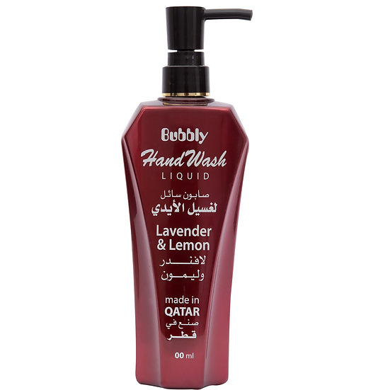 Bubbly Hand Wash Lavender & Lemon 300ml