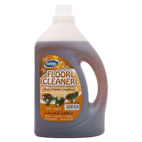 Bubbly Floor Cleaner Pine 3L