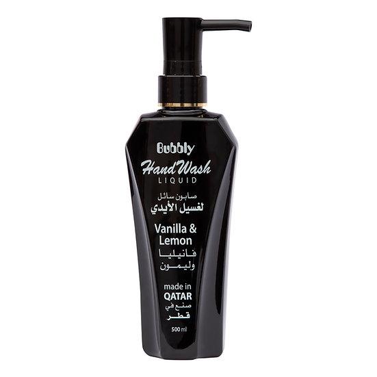 Bubbly Hand Wash Lemon & Vanilla 500ml