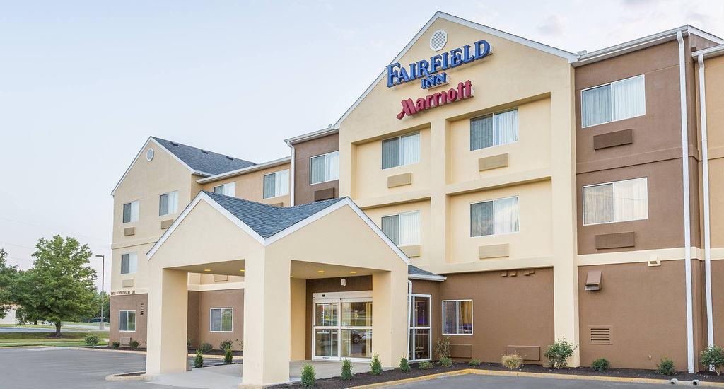 Fairfield Inn & Suites Exterior - Lee's Summit, MO