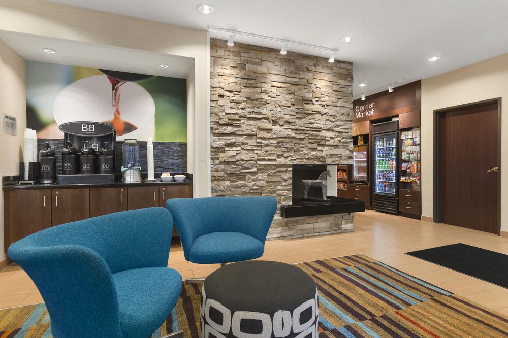 Fairfield Inn & Suites Lobby Area - Mankato, MN
