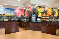 Fairfield Inn & Suites Breakfast Area - Mendota Heights