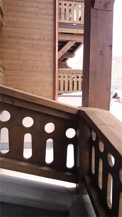 détail balcon