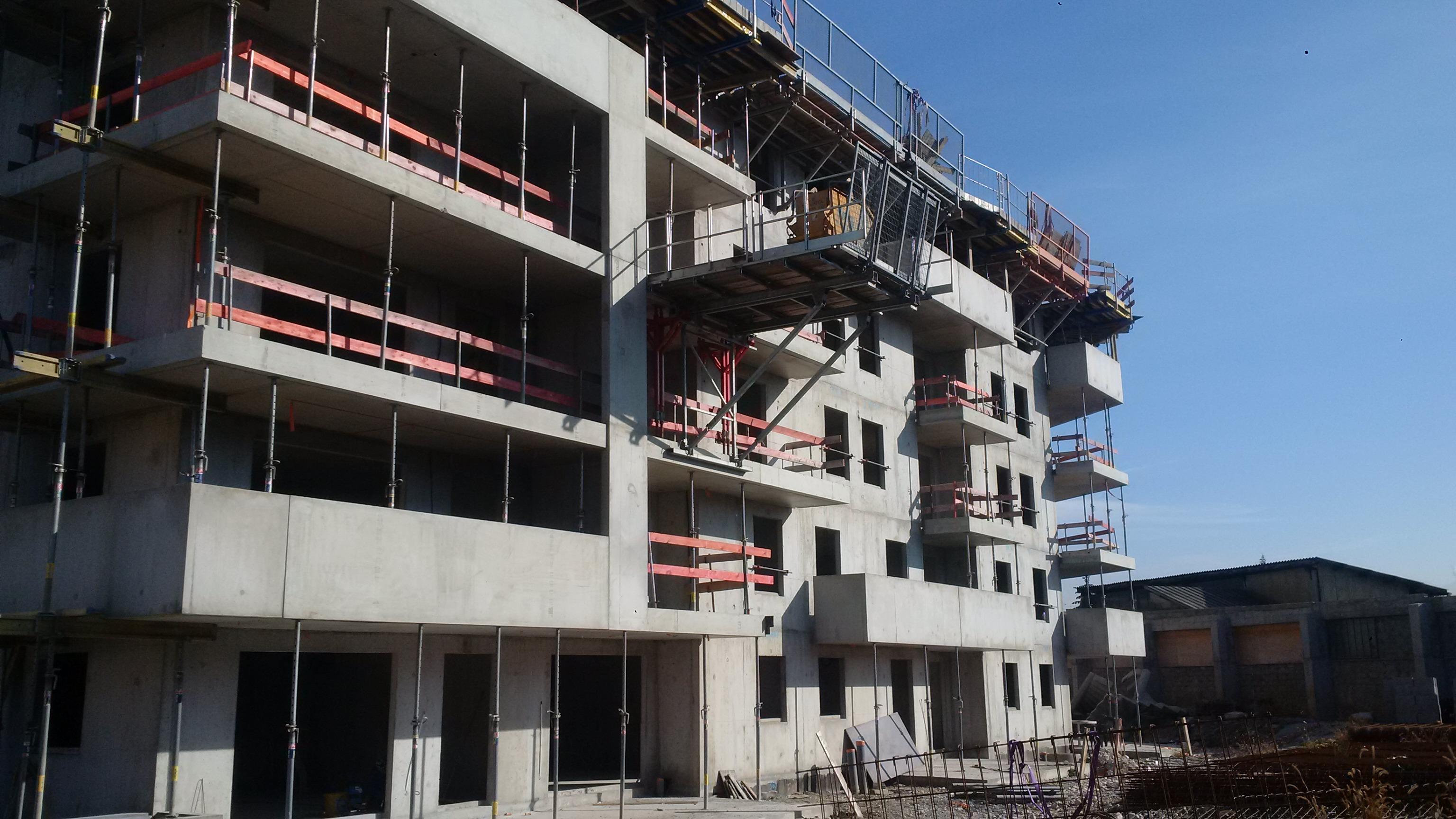 initial vue trois étages