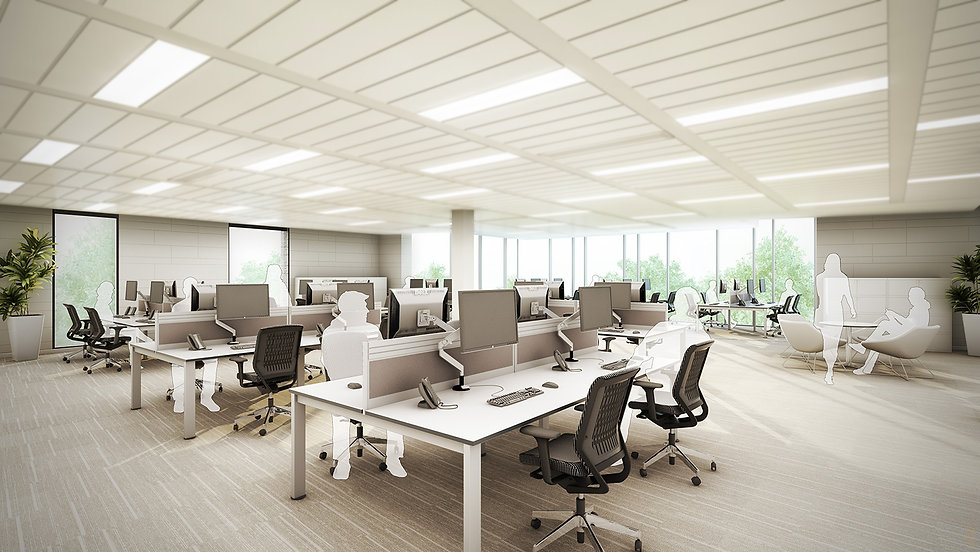 Affordable coworking space - Qpro by Qdesq