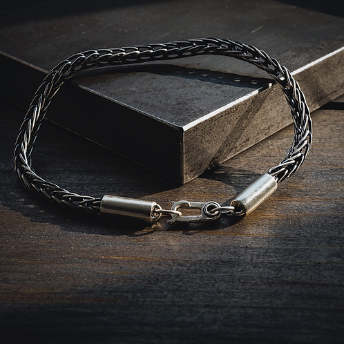 Free Solo Foxtail Chain Bracelet