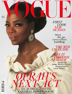 August 2018 British Vogue Cover