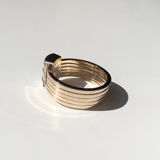 Custom Spinner Ring