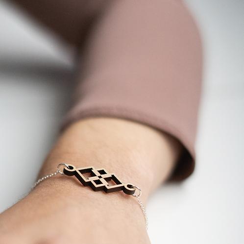 Square Overlay Bracelet