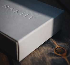 Grey Packaging Box