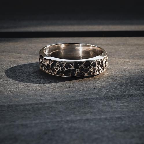 Canyon Band Ring