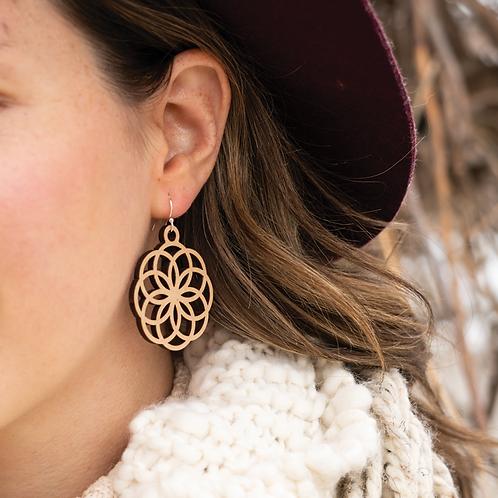 Radial Earrings