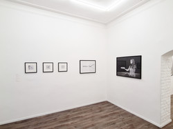 Meno Parkas Galerie, mit Michael Stalherm