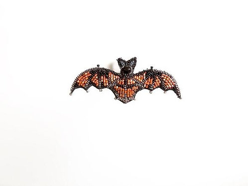 Trovelore Bat Embellished Pin New in Box Handcrafted